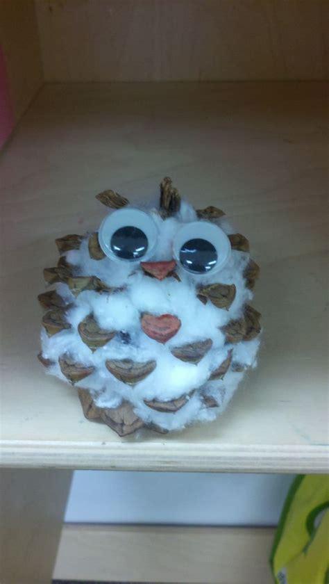 Tippytoe Crafts Paint Snowy Owls - the world s catalog of ideas