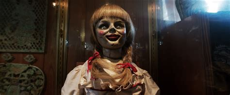 annabelle doll conjuring the diner the s hour the conjuring