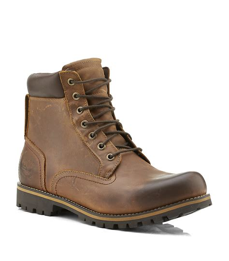 rugged boots for timberland boots s chelsea boots combat desert boots lyst