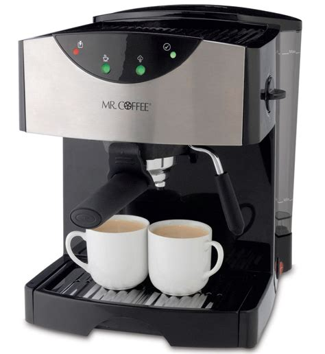 Coffee Maker Untuk Cafe new mr coffee steam espresso machine cappuccino latte