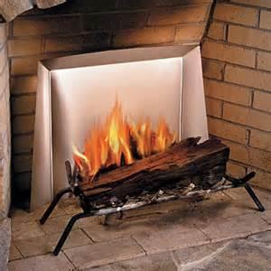 fireplace heat reflectors staying warm