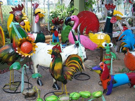 Photo : Wholesale Recycled Metal Art Rooster Wholesale