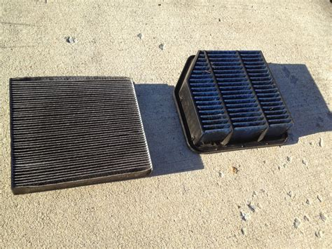 Clean Cabin Air Filter by Cleaning The Blitz Engine Air Filter And Cabin Air Filter