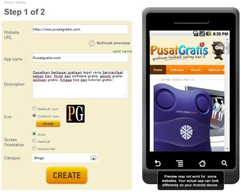 membuat aplikasi android jadi apk cara mudah membuat aplikasi android di appsgeyser