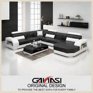 Buy ganasi home furniture living room corner sofa sets modern sofa