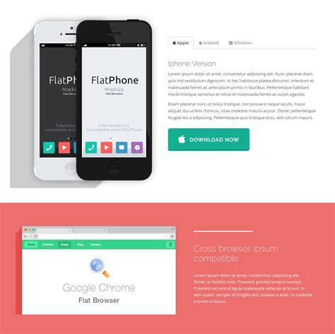 bootstrap blank theme html5 bootstrap one page theme