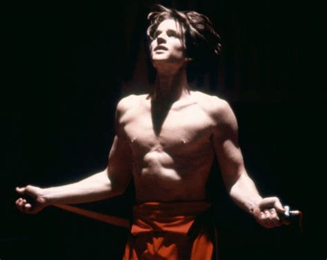 matthew modine madonna movie matthew modine remembers madonna s vision quest scene