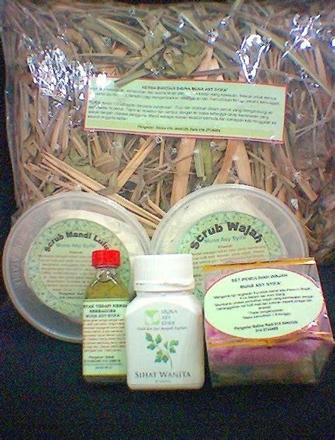 Syifa Set produk lengkap bersalin dan jamu kesihatan muna asy syifa