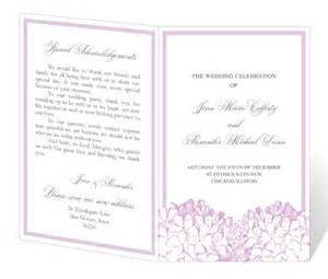 downloadable wedding program templates best photos of downloadable program templates wedding