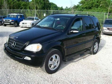 service manual download car manuals 2004 mercedes benz m class electronic throttle control