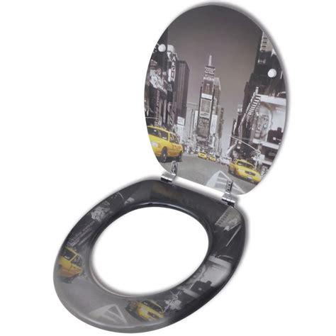 bidet toilet seat new york times vidaxl co uk toilet seat with mdf lid new york design