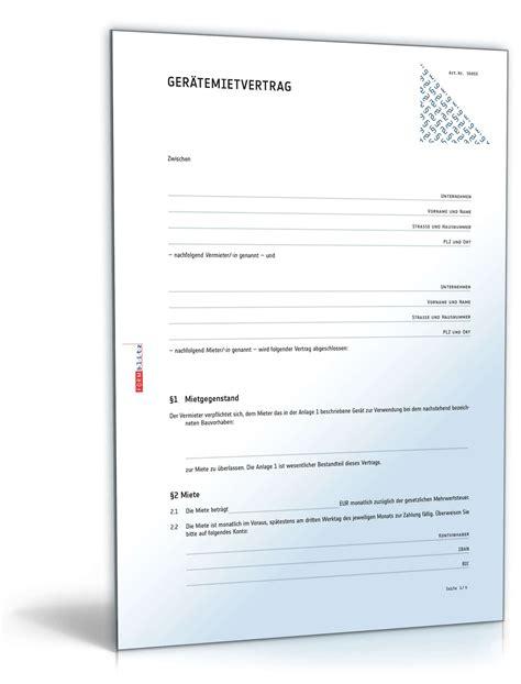Kündigung Muster Wohnung Word Ger 228 Temietvertrag Rechtssicheres Muster Zum