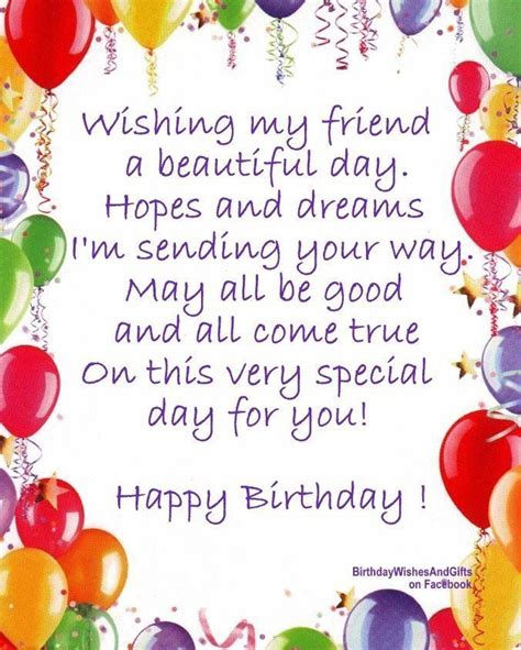 School Birthday Quotes 25 Best Ideas About Happy Birthday Special Friend On