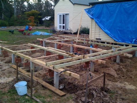 Patio Joist Joists For Decking Image Search Results