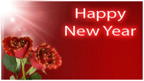 new year wishes with rose flowers free new year wallpapers new year wishes free flowers ecards greeting wallpaper