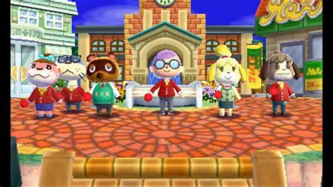 happy home designer villager furniture animal crossing happy home designer ending credits