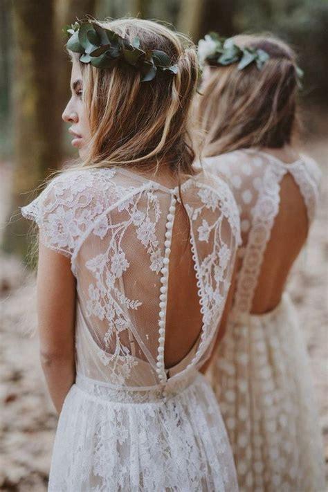 top  boho wedding dresses   trends   day