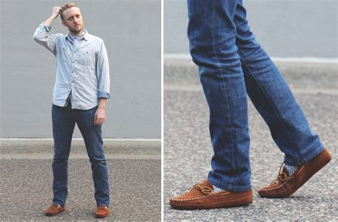 Mill City Men Shows You Eight Hot Moccasin Looks   Modern