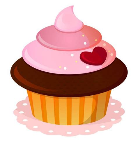 free cupcake clipart cupcake clip arts free images photos pictures 2019