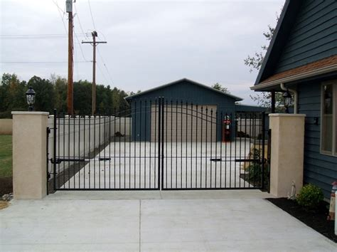 best driveway gates for your home or business great pricing