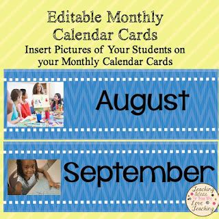 how much to make a calendar classroom freebies make calendar time more