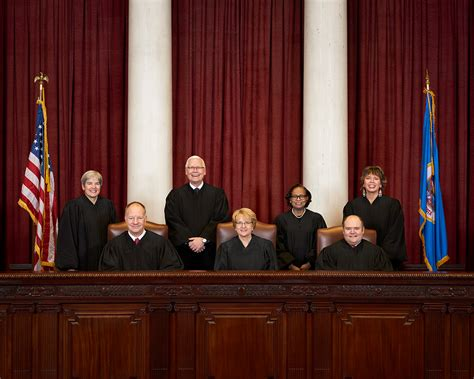 members supreme court minnesota judicial branch supremecourt
