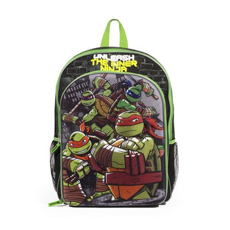Turtle Pocket Overall nickelodeon mutant turtles backpack