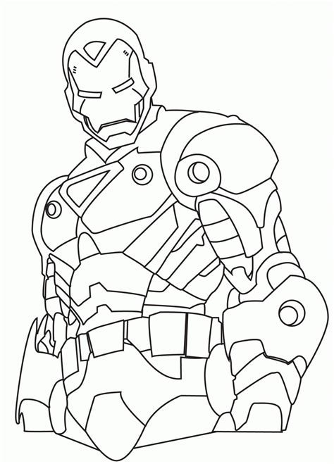 iron man minion coloring page ironman