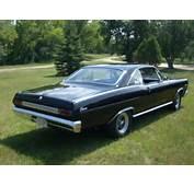 1966 Mercury Comet Caliente 2 Dr Hardtop 289 Auto For