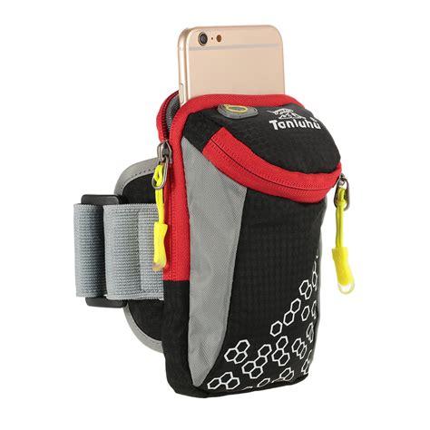 sport mobile running bag arm wrist band sport mobile phone
