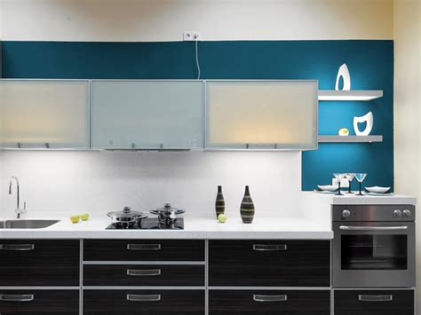 Farbe In Der Küche by K 252 Che Wand Streichen