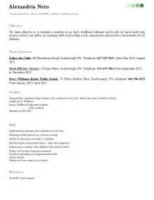 copy ece resume