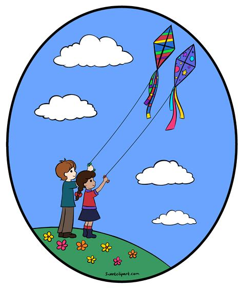 clipart immagini flying kites clipart illustration free clip