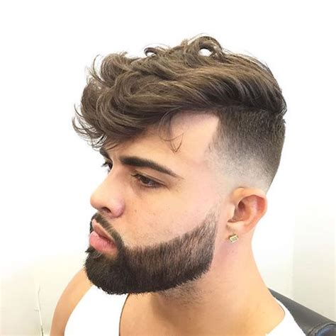 mens afro faded sides long on top hairstyles 80 popular men s haircuts hairstyles