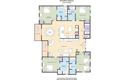 wyndham pagosa floor plans wyndham pagosa