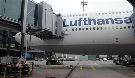 News Roundup Tuna Catch Cut Airlines Whinge About Tax And More by Lufthansa 748 Class 3 One Mile At A Time