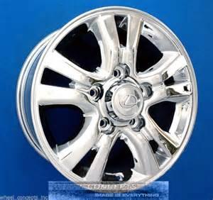buy lexus lx470 18 inch chrome wheel exchange lx 470 new
