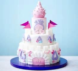 easy castle cake recipe bbc good food