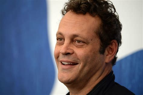 Vince Vaughn - vince vaughn shows another terrible hairdo in