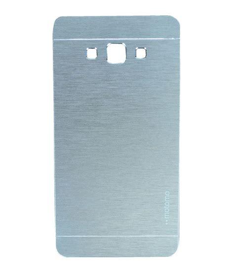 Motomo Grand Prime G530h Samsung Metal Back Cover Hardcase motomo metallic back cover for samsung galaxy a7 silver