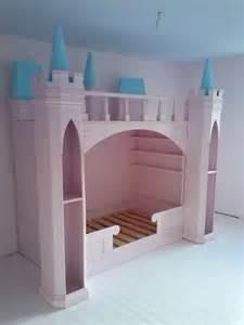 lit ch 226 teau de princesse en bois cabane enfant sur