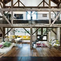 exceptional Barns Converted To Homes #2: 1Living-area.jpg