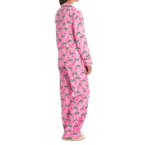 Set Flanel 2 woolrich s flannel printed pajama set