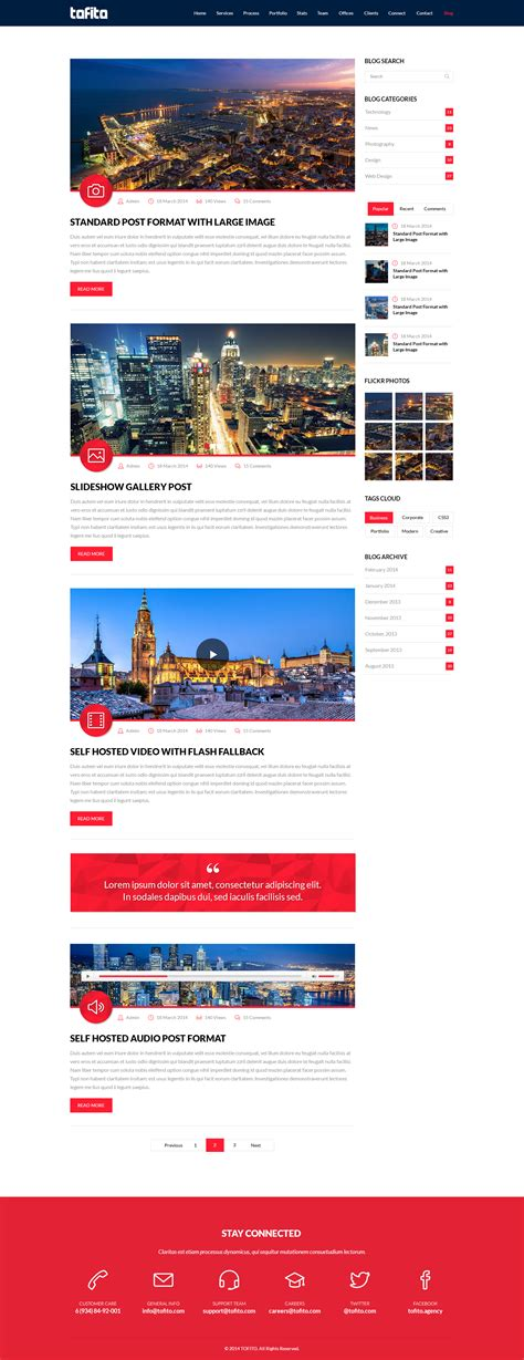 themeforest psd tofito responsive one page html5 template by bareve