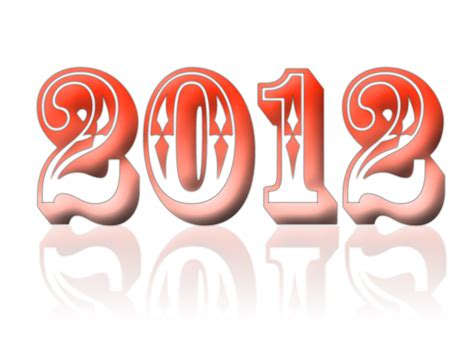 free new year of 2012 backgrounds for powerpoint holiday