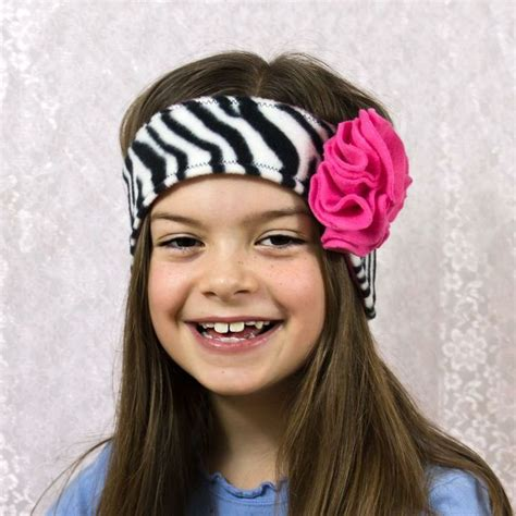 pattern for fleece headbands how to sew a winter headband pattern winter headbands