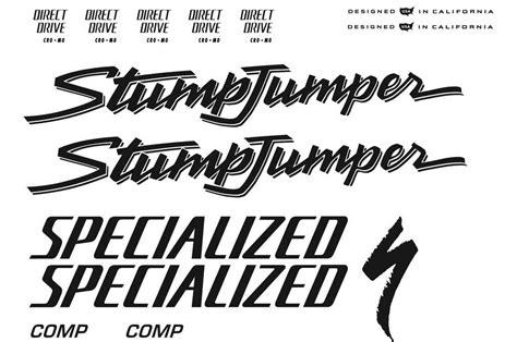 Specialized Aufkleber Set by Stumpjumper Seite 2 Mtb News De