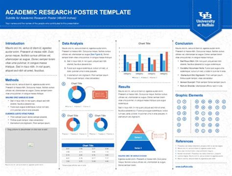 best 25 conference poster template ideas on pinterest