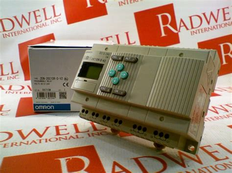 Omron Zen 20c1dr D V2 1 zen 20c1dr d v2 by omron buy or repair at radwell radwell