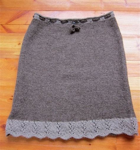 knitted skirt 10 ideas about skirt knitting pattern on